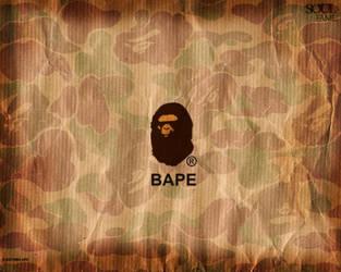 Vintage Bape by Soulfame