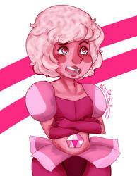 Pink diamond D2 by ThePastelHobbit