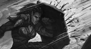 Shields up! by Eepox