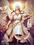 Archangel Gabriel [REG] by MarioWibisono