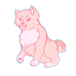 Much Borf by Liepardhugs