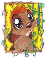 -Chocolate Ivy- by KeyshaKitty