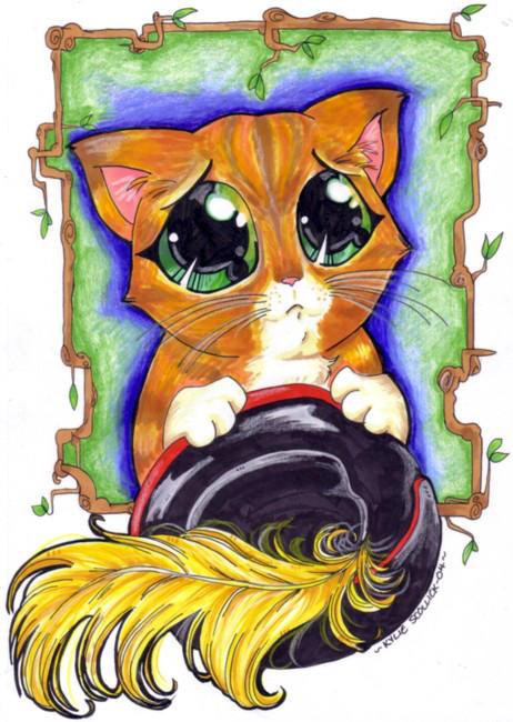 Love Puss by KeyshaKitty