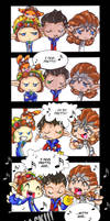 I Feel Pretty - Comic by KeyshaKitty