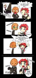 GASP - FFVII AC comic by KeyshaKitty