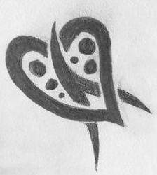Tattoo Heart by ragados