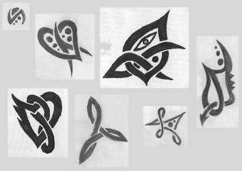 Tattoo Compilation - 01 by ragados