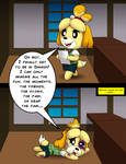 Isabelle regrets Smash by ErnestoGP