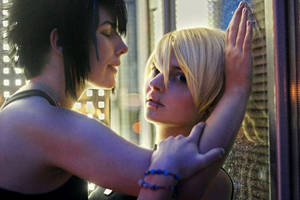 Cain/Abel. Starfighter cosplay (2) by the-ALEF