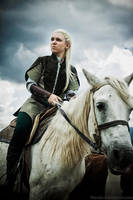 Legolas Greenleaf cosplay. Rohan [9] by the-ALEF