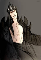 Morgoth by the-ALEF