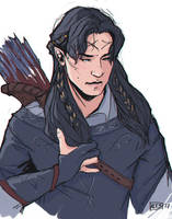 Fingon The Valiant by the-ALEF