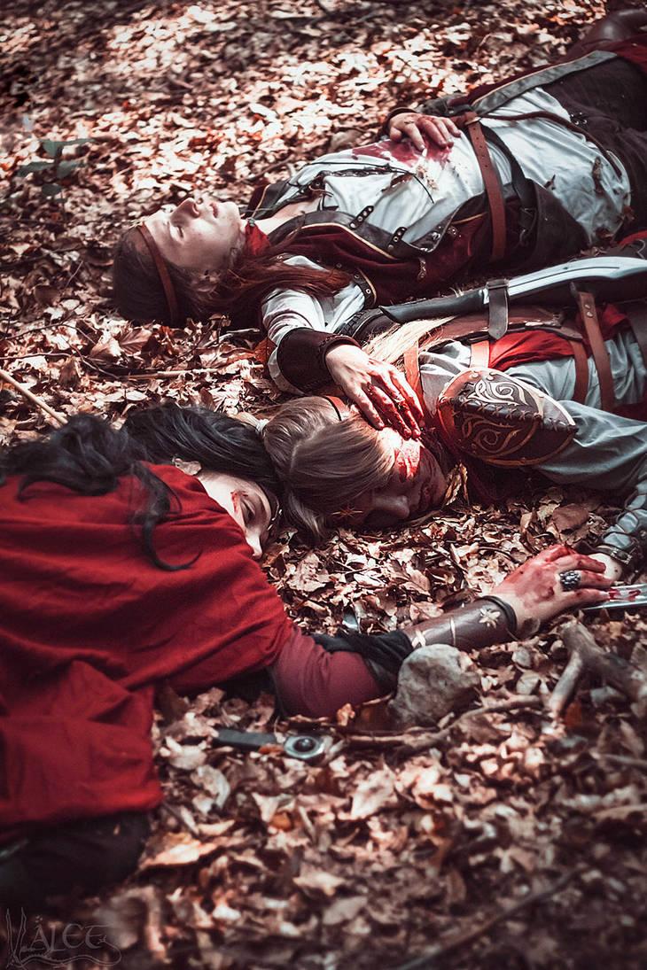 Death in Doriath by the-ALEF