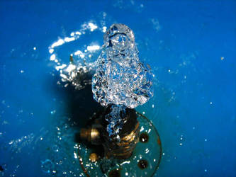 Blue Water by teknoliviu