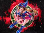 Monika Dark Magician Girl Cosplay by TheGaboefects