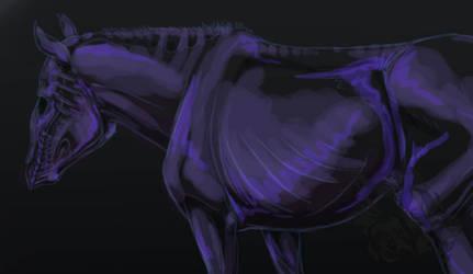 Stick Horse WIP by Kanina-Firefox