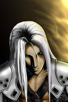 Sephiroth by Kanina-Firefox