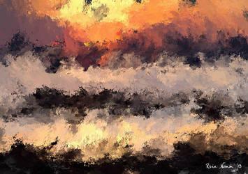 Bar Harbor Sunrise by ReinNomm