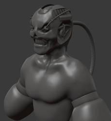 Creature 3 by dpadam450