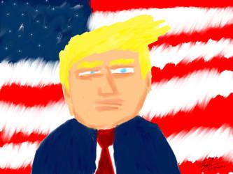 Trump by Whooogo