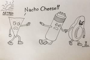 Nacho Cheese!!  by Whooogo