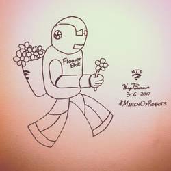 FlowerBot by Whooogo