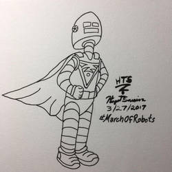 SuperBot by Whooogo