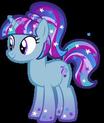 Starsweep Sonetta - Universe Pony Gift by MonkFishyAdopts