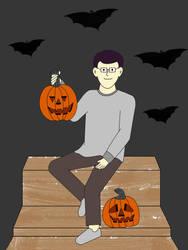 happy halloween by artaddictive