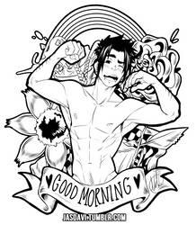 Good Morning by Jasdavi