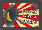 Like A Banana by UltraPancake