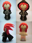 Axel Old Style Plush by UltraPancake