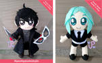 Joker and Phos STILL AVAILABLE! by UltraPancake