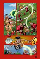 page seventeen by Salvador-Raga