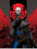 Mask of the Gargoyle by Salvador-Raga
