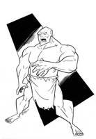 Daily sketch 31 by Salvador-Raga