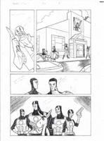 Pancho Villa pencils #4 by Salvador-Raga
