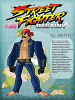 Street Fighter Jam El Bronco by Salvador-Raga