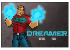 Dreamer final by Salvador-Raga