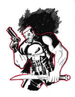 Punisher 2014 by Salvador-Raga