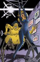 X Men Project by Salvador-Raga