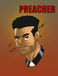 Preacher by Salvador-Raga