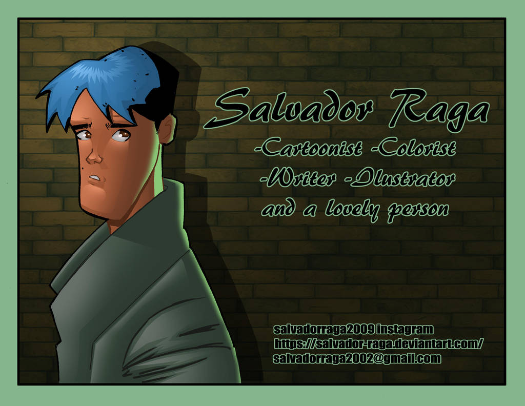 Bcard by Salvador-Raga