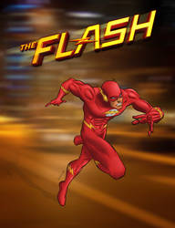 Flash by Salvador-Raga