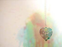 Rainbow Heart by BBPhotographii