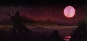 Blood Moon by SuperPhazed