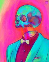 Skull Tuxedo by SuperPhazed