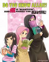 HE makes you beautiful by saurukent