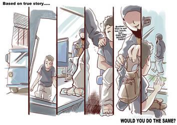 Based on true story by saurukent