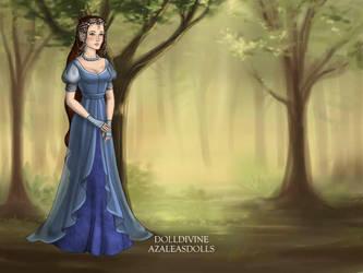 Rachelle ( elf OC) by Equestria-Golden